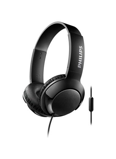 SHL3075BK/00 Kafa Üstü Mikrofonlu Kulaklık-Philips